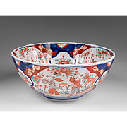 19th C. Japanese Imari Center Bowl
