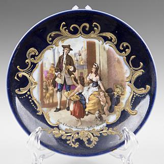 Porcelana Petite Paris Saucer