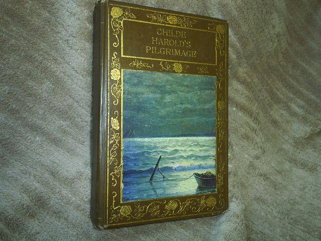 "Lord Byron, ""Childe Harold's Pilgrimage"", Altemus 1899"