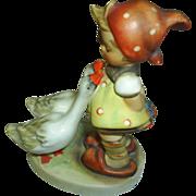 Hummel 'Goose Girl' Figurine ~ Charming!