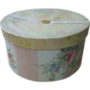 Softly Shabby Hat Boxes, Roses!