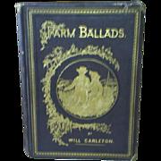 "Will Carlton, ""Farm Ballads"" 1882"