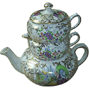 James Kent 'Crinoline Lady' chintz tea-for-one pot!