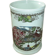 Johnson Brothers Scenic canister
