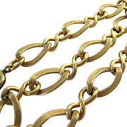 12K Gold Filled Starter Charm Bracelet