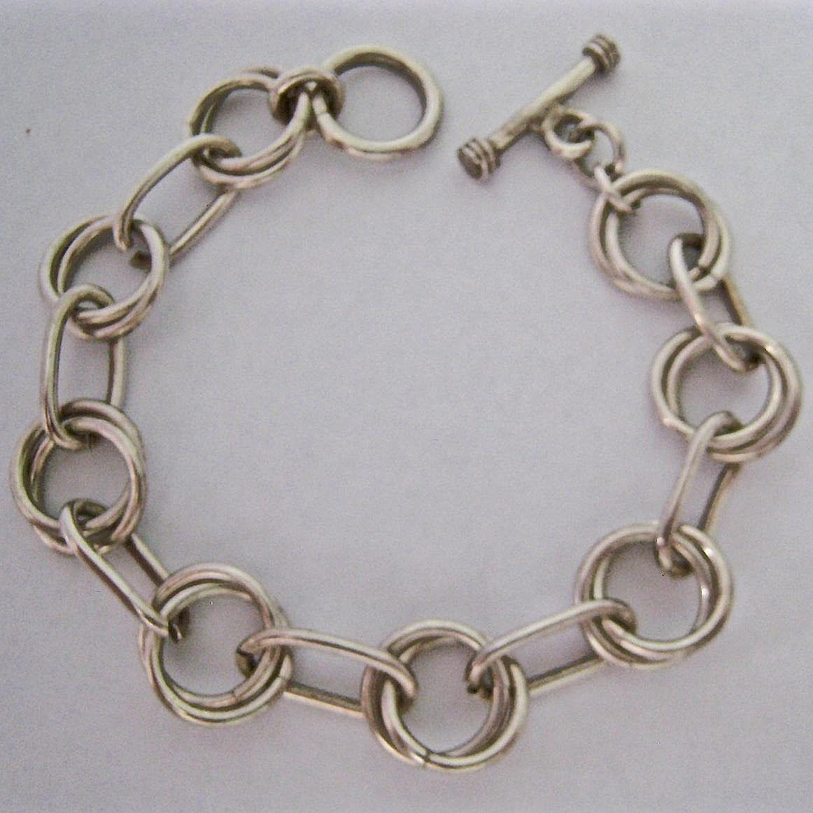 how to open a bracelet clasp