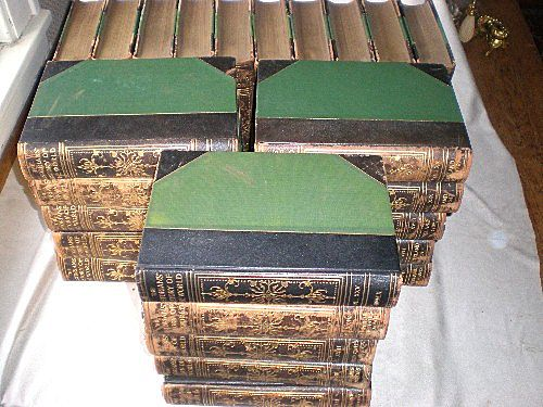 "25 Volume Set ""The Historians History of the World"""