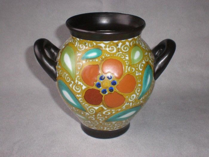 Fabulous Vintage Gouda Holland Vase
