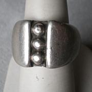 "Fantastic ""990"" Silver Ring"