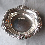 Gorham Sterling Silver Fruit Center Bowl