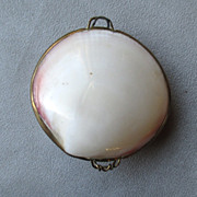 Wonderful Vintage Sea Shell Purse