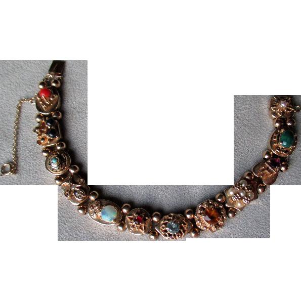 Vintage Slide Bracelets 67