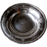 "Heavy ""Towle"" Sterling Silver Serving Bowl"