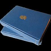 "Author Signed 2 Volume ""Audubon The Naturalist"" by Francis Hobart Herrick"