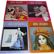 Scare and Very Early Doll Reader Lot from 1979 1980!