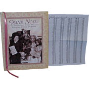 Theriault's Grand Notes The Legendary Antique Doll Collection of Carole Jean Zvonar with Prices Realized Sheet!