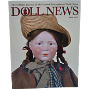 UFDC Doll News Fall 2017 Brand New!