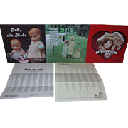 3 Early Theriault's Auction Catalogs from 1983, 1984 and 1985 2 with Prices Realized!