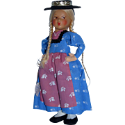 "Vintage BAITZ ""Whistler"" Doll & Wrist Tag Mint & Unplayed With!"