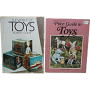 The World of Toys Robert Culff and Price Guide to Toys Robert W. Miller!
