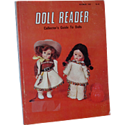 RARE Early November1982 Doll Reader with Lenci Article!