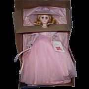 """Vintage Madame Alexander 17"""" Elise Pink Bridesmaid #1655 Pristine Mint in Box!!"""