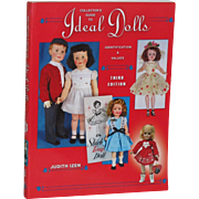 Collector's Encyclopedia to Ideal Dolls Third Edition Izen NEW Condition!