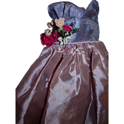 Stunning 1950's Ballgown for your Finest Fashion Doll!