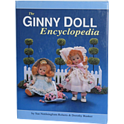 The Ginny Doll Encyclopedia by Sue Netteingham Robers and Dorothy Bunker!