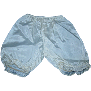 """1950's American Character Original Sweet Sue Cream Taffeta Panty Bloomers for the 30"""" Doll!"""
