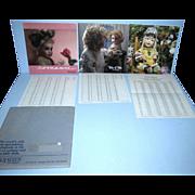 Lot of 3 Theriault's Catalogs Romance, tete-a-tete and La Fete du Printemps!