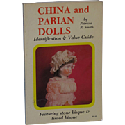 China and Parian Dolls Book by Patricia R. Smith
