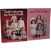 Margaret Whitton The Jumeau Doll and Doll Collecting for Fun & Profit Books!