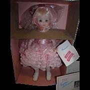 "Vintage #1578 Madame Alexander 13"" Renoir Pristine Store Mint in Box!"