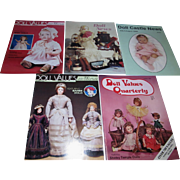 Large Lot Doll Values Quarterly, Doll News and Doll Castle News!