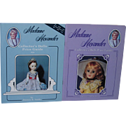 Madame Alexander Collector's Dolls Price Guides #16 and #17