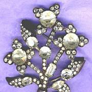 Sterling EISENBERG Original Perfect Brooch Pin