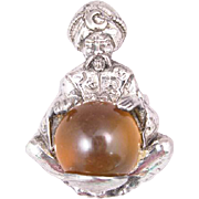 Alexander Korda Thief of Bagdad Crystal Gazer Fortune Teller Pin