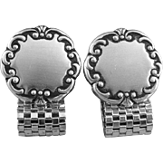 Reversible Cufflinks by Sarah Coventry