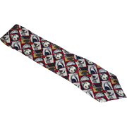 """She's Leaving Home"" Beatles Silk Dress Tie"