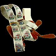 Limited Edition Football Trafalgar Braces  Suspenders