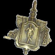 1952 Medal Pendant Running Relay Kentucky