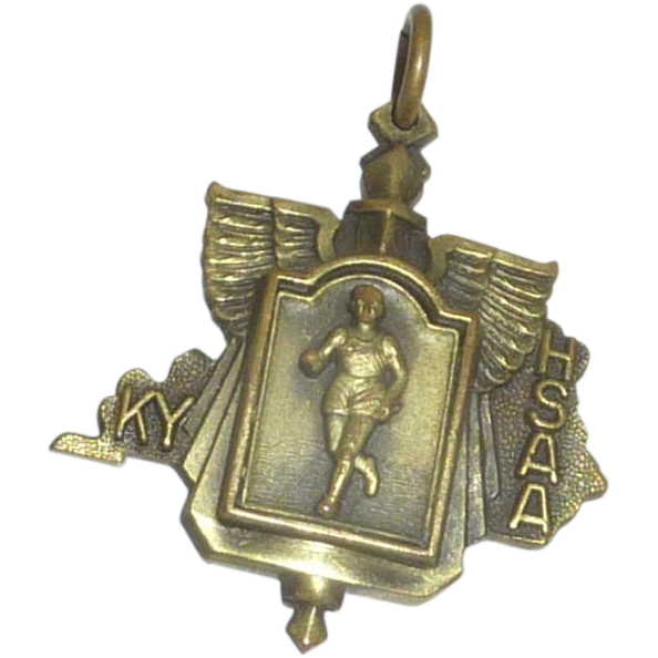 1952 Medal Pendant Running Relay Kentucky