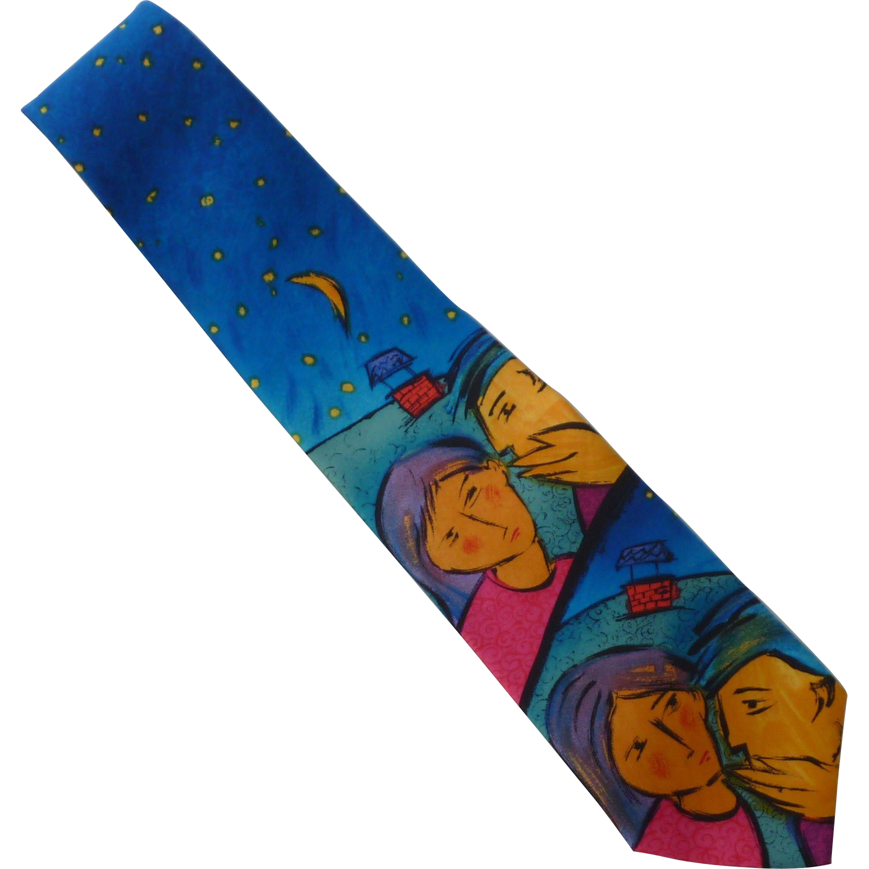 """Do You Want to Know a Secret""  Beatles Silk Dress Tie"