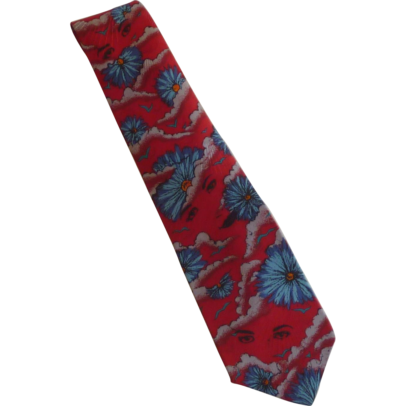 """Dear Prudence""  Beatles Silk Dress Tie"