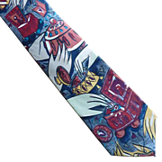 """I've Got to Hide Your Love Away"" Beatle Silk Dress Tie"