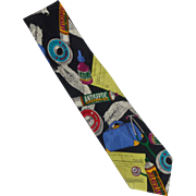 Addiction Novelty Tie  Doctor Tie