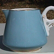 Royal Worcester Porcelain Pitcher 1911 (signed and dated) made expressly for BIGELOW, KENNARD Co.