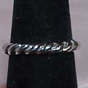 Thailand Sterling Band Ring