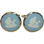 Vintage Wedgwood Cuff Links